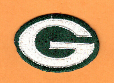 OLD GREEN BAY PACKERS 2 5/8 inch LOGO PATCH UNSOLD STOCK IRON ON