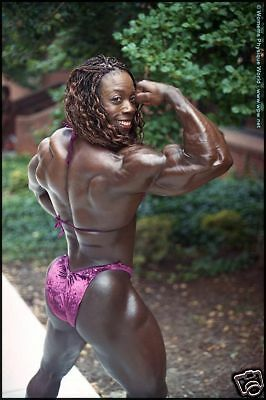 Female Bodybuilder Heather Foster WPW-497 DVD or VHS