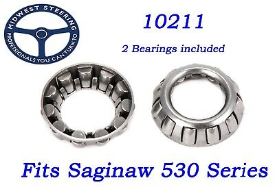 Manual Saginaw Steering Gear Bearings for Forklifts; # 10211 For Cast #267283
