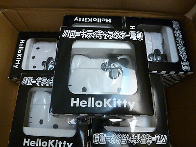 2006, White Case Hello Kitty Calculator Brand New Factory Boxed Japan Import