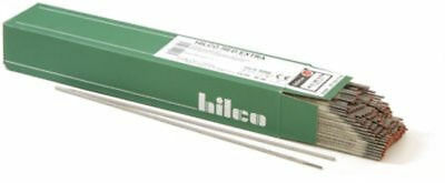 HILCO RED EXTRA ARC WELDING RODS 2.0MM x 300MM QTY 195 2.5kg