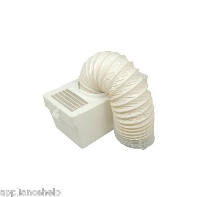 CREDA TUMBLE DRYER INDOOR CONDENSER VENT KIT Hose