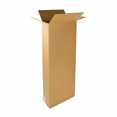 20x8x48 Guitar Shipping Boxes 10 Pack