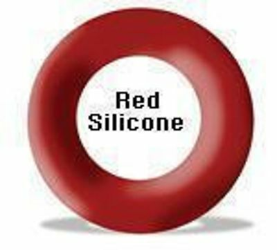 Silicone o-rings Size 138      Price for 10 pcs