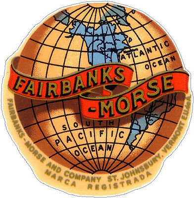 Fairbanks Morse Globe (A835)