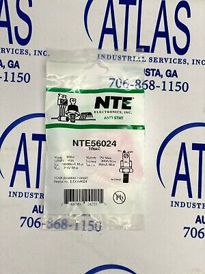 NTE NTE56024 TRIAC, 400V(RM), 40A (Isolated Stud)