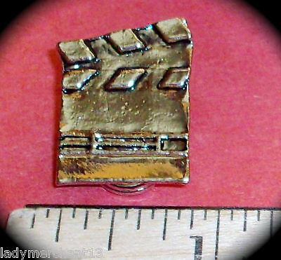 Movie Clapboard Clips/Book Mark/Craft Decoration/25/NIB