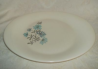 Edwin Knowles EVENING SONG Oval Serving Platter