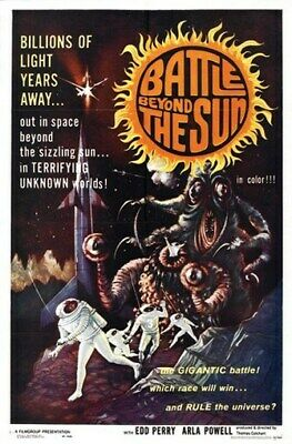 BATTLE BEYOND THE STARS MOVIE POSTER Beyond Space-Time1
