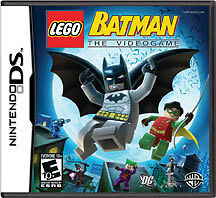 LEGO Batman: The Videogame NDS *NEW IN STOCK*