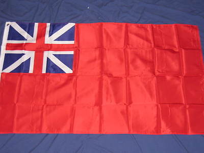 3X5 Red British Naval Ensign Flag Britain Navy New F795