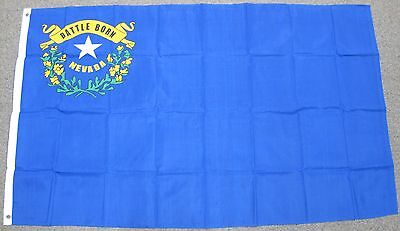 3X5 Nevada State Flag Nv Flags States New Usa Us F263