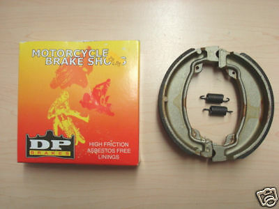 Rear Brake Shoes for Honda XL500 and XR500