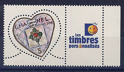 Timbre France Neuf Personnalise N° 3632A** Logo T.p.