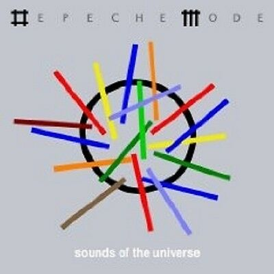 """Depeche Mode """"sounds Of The Universe"""" Cd New"""