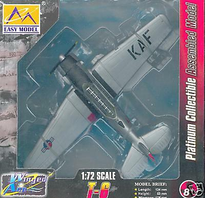 Trumpeter 36316 Korea Air Force T-6 T6 Easy Model 1:72