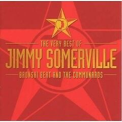 """Jimmy Sommerville """"the Very Best Of"""" Cd New"""
