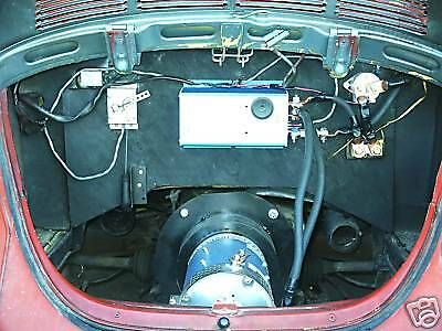 Electric Vehicle Conversion Kit for VW Frame
