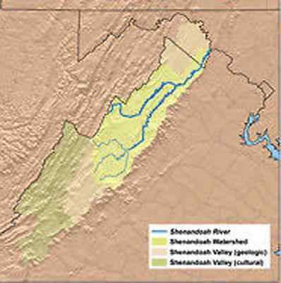 Shenandoah Valley Gold Reference Collection - a History