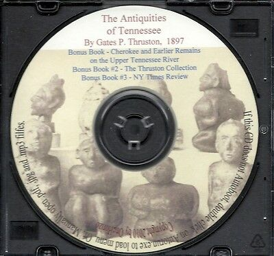 The Antiquities of Tennessee - TN Indian History