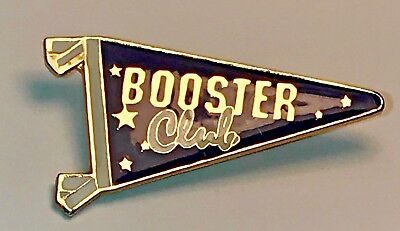 """BOOSTER Club"" Enamel Lapel Pins/Lot of 25/NIB!"