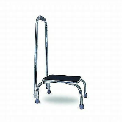 Kitchen Foot Stepping Step Stool with Handle Grab Bar