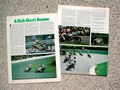 MORBIDELLI MOTORCYCLE Racing Article/Photo's/Picture's
