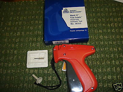 Avery Dennison FINE Tagging Tagger Basting Gun Quilting