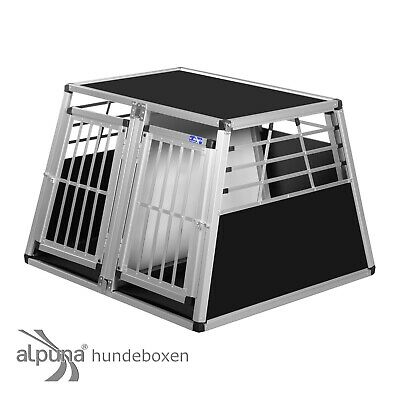 doppelbox hundebox alubox reisebox trixie eur 180 00. Black Bedroom Furniture Sets. Home Design Ideas