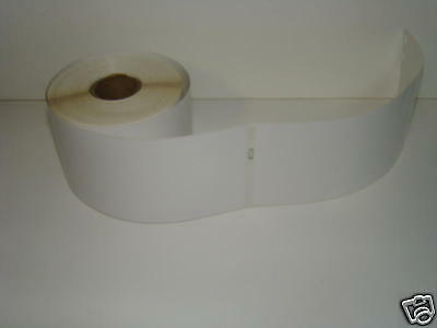 2 Rolls 99019 PayPal Postage 1-part Dymo Compt Labels, 2-5/16x7.5, 160 p/r