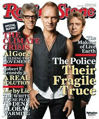 The Police Poster -  - Sting - New