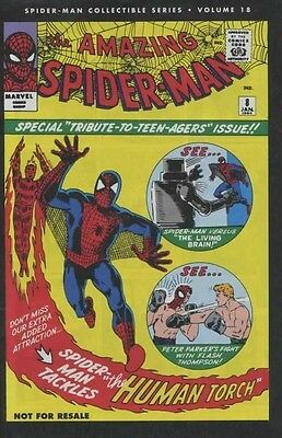 AMAZING SPIDERMAN 11 VOLUME 23 V23 VOL GIVEAWAY PROMO NY POST COLLECTIBLE SERIES