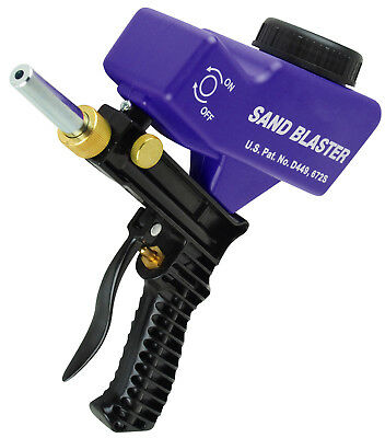 Gravity Feed Sand Blaster Ampro SandBlaster Made in Same Factory as Snap On Taiw
