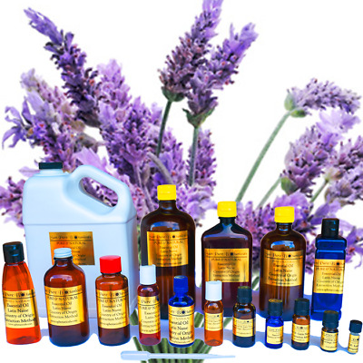 16 oz LAVENDER 100 % PURE ESSENTIAL OIL *FREE SHIPPING!