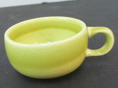 American Modern Chartreuse by Steubenville Demi Cup