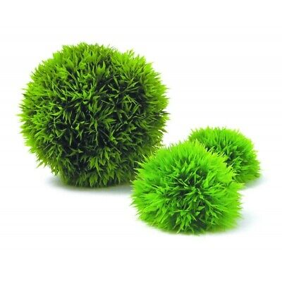 Oase Biorb Aquatic Topiary Moss Ball Plant Pack 3Pk For Biorb/ Biube/ Baby