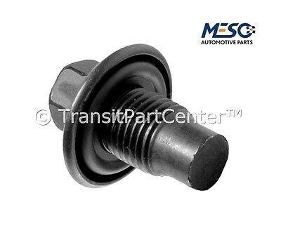 Engine Oil Sump Pan Drain Plug With Gasket Ford Mondeo 1993 Onward