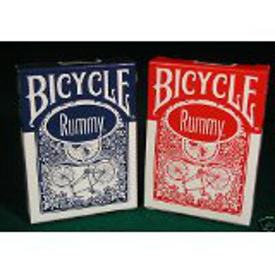 New 2 Deck set Bicycle Red Blue League Back Playing Cards 71 Poker Rummy