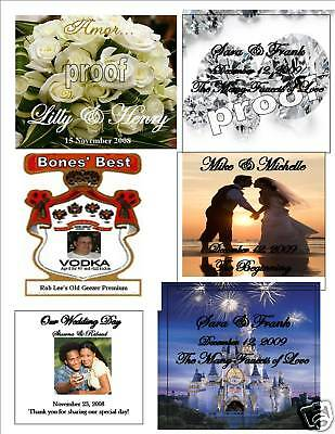 Personalized Wine Bottle Labels for ALL OCCASIONS