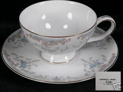 Imperial China   Seville   #5303    Cup & Saucer Set