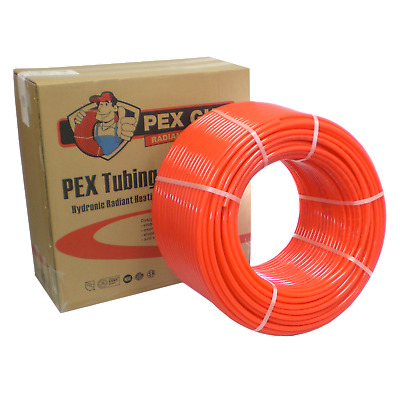 "(2 boxes) 1/2"" x 1000 ft PEX Tubing Oxygen Barrier Radiant Heating NSF - PEX GUY"