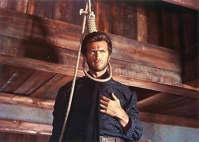 The Good The Bad And The Ugly Clint Eastwood Great Phot