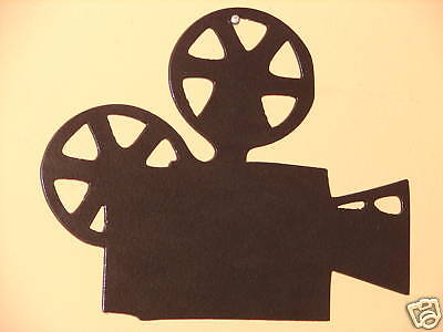 HOME THEATER METAL Wall Art Decor Movie Film Reel - $19.99 | PicClick