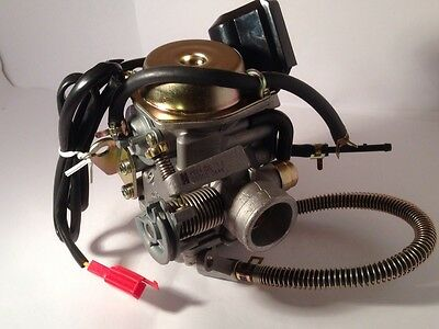 Yiying lexmoto Tommy scooter carburettor carb yy125t-19  125qmi