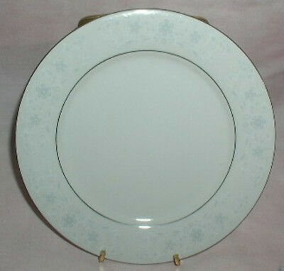 Crown Fine China Queens Lace Salad Plate Plates Flowers