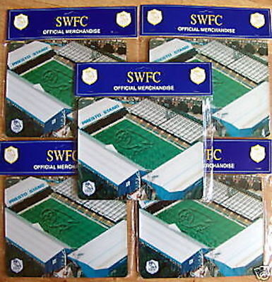 Sheffield Wednesday Mouse Mat SWFC OFFICIAL NEW SEALED