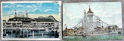 Nantasket Beach Mass PCs 1907 & 1920