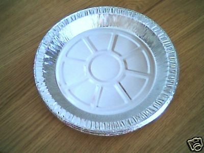 """200 x 9"""" Plate Foil Dishes"""