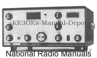 National Service and Instruction Manuals * CDROM * PDF
