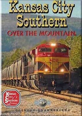 Kansas City Southern Over the Mountain BLURAY Brand New